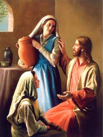 Martha:Mary:Jesus